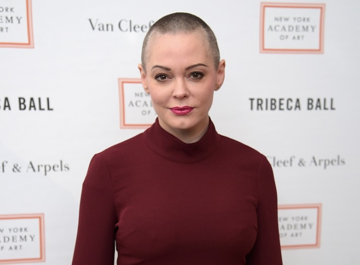 'Stop helping the abuser': People are mad that Twitter blocked Harvey Weinstein accuser Rose McGowan