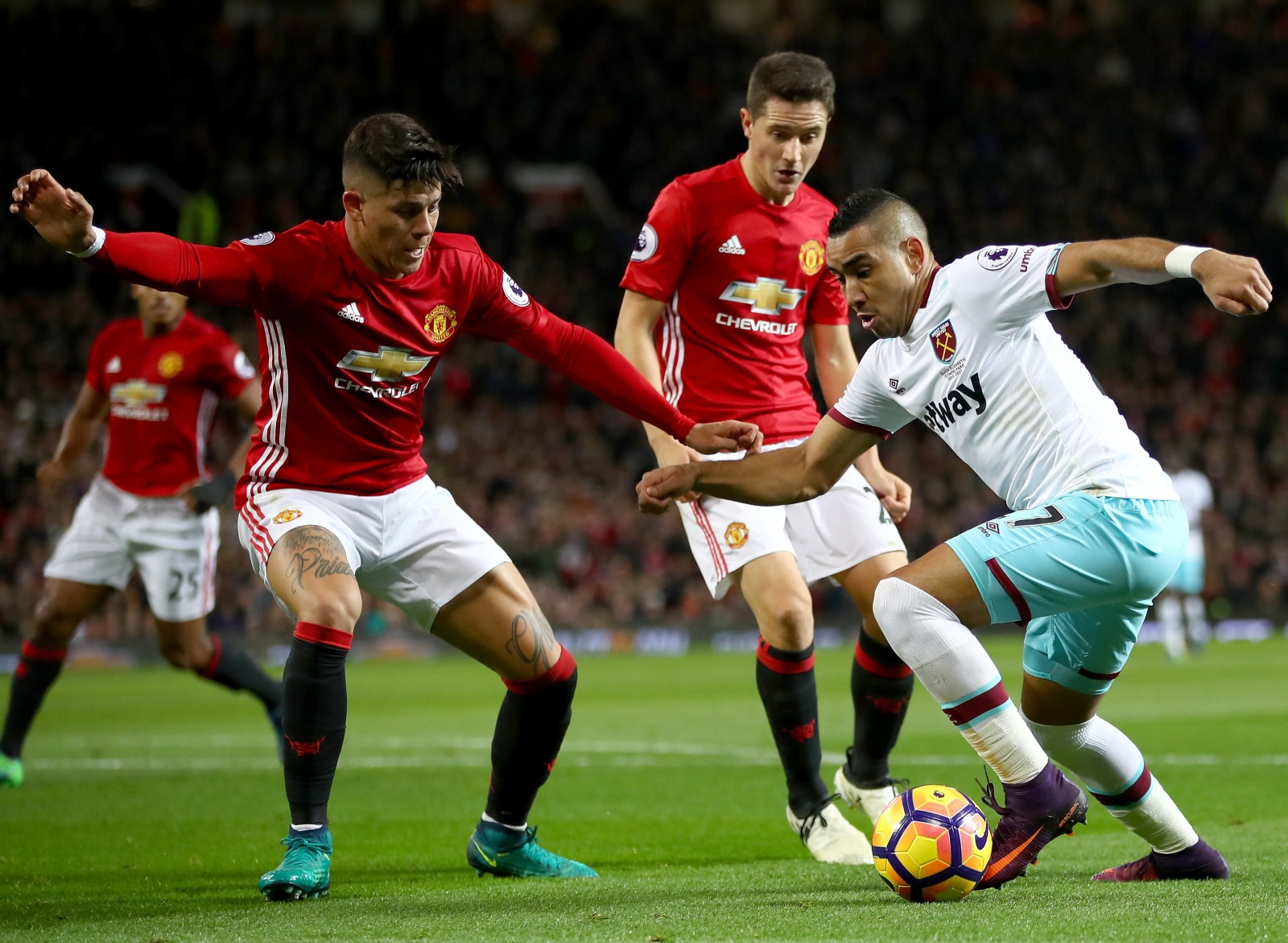 Manchester United transfer news Dimitri Payet fully mitted