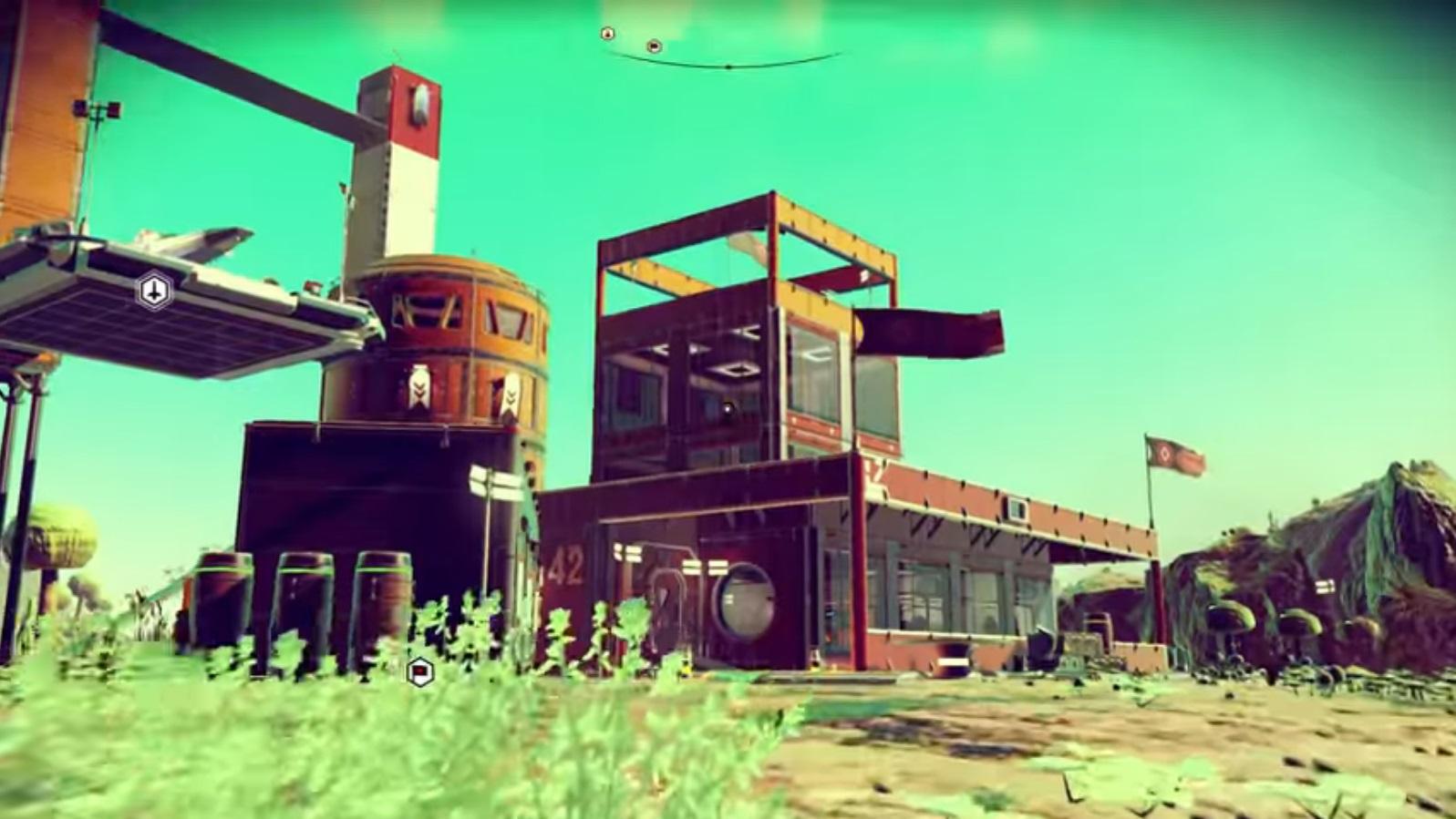 No Man Sky  Base Building