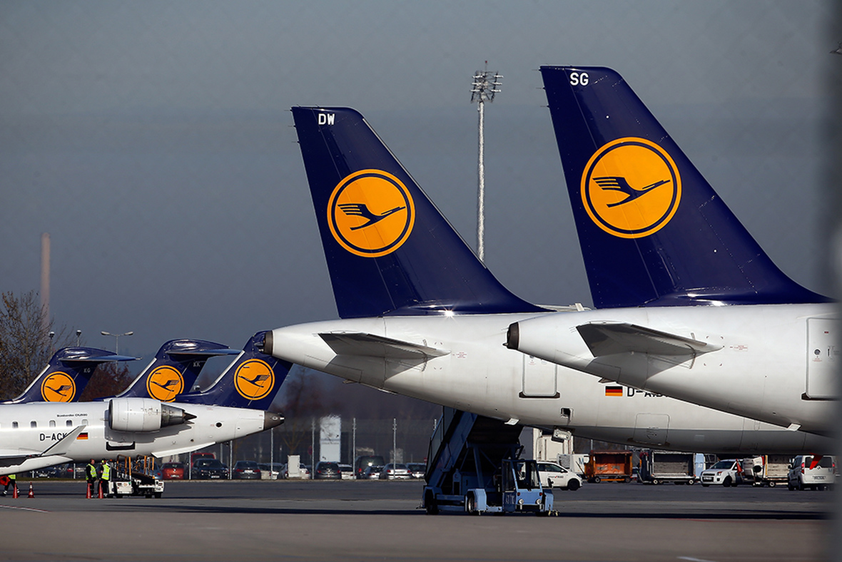 List of cancelled lufthansa flights in and from the uk for Lufthansa direct flights to germany
