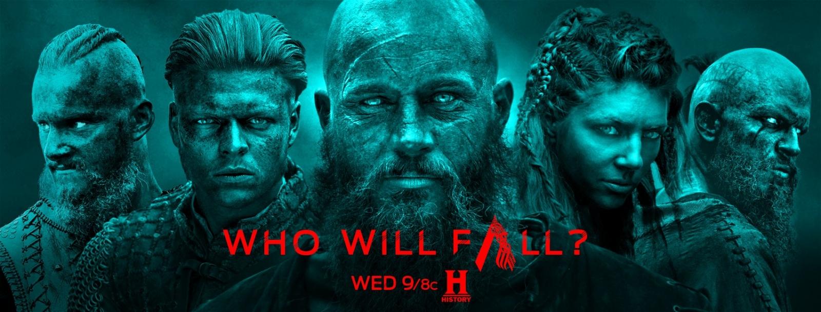 Resultado de imagen de vikings season 4
