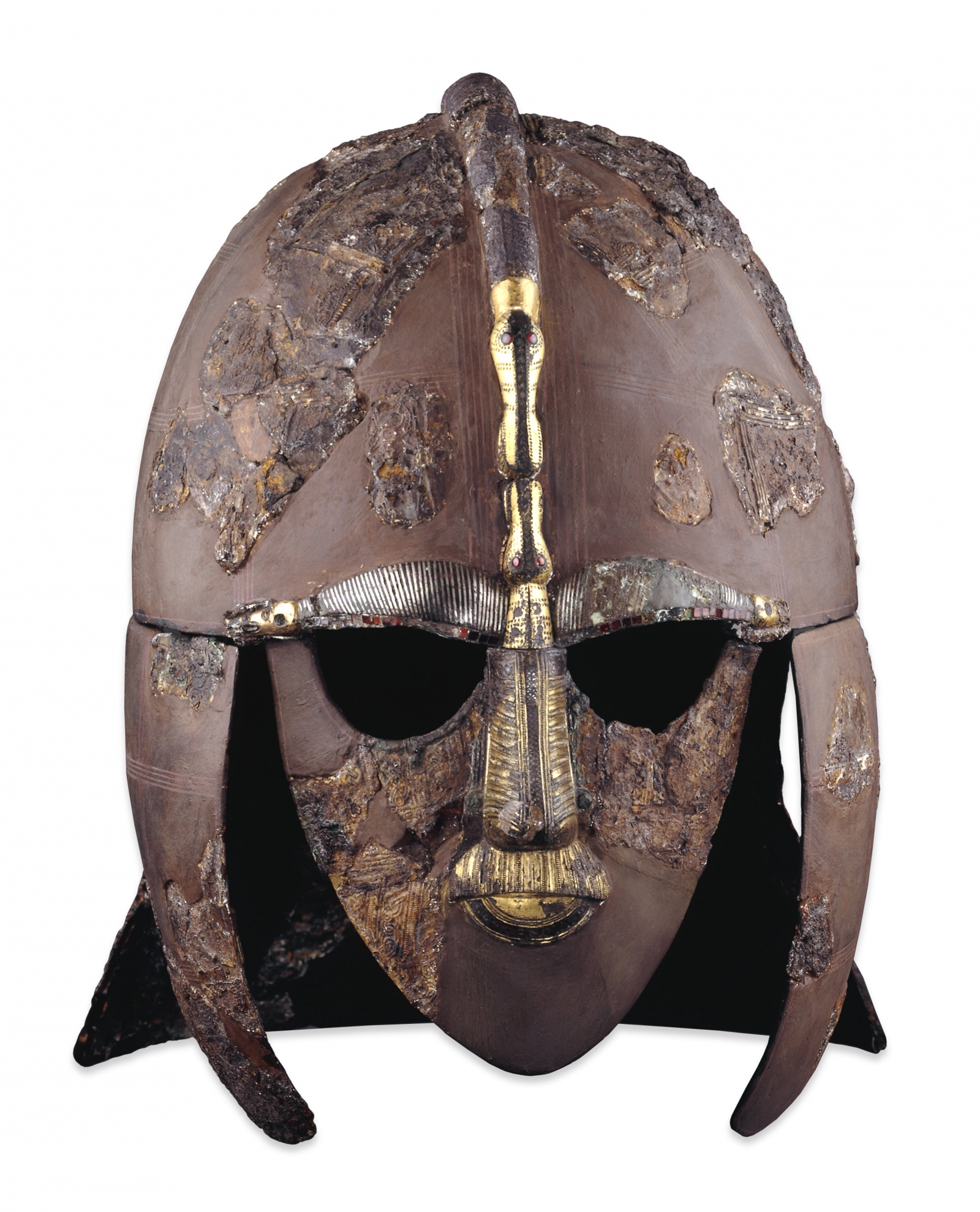 Sutton hoo 7th century ship burial reveals trade with for The sutton
