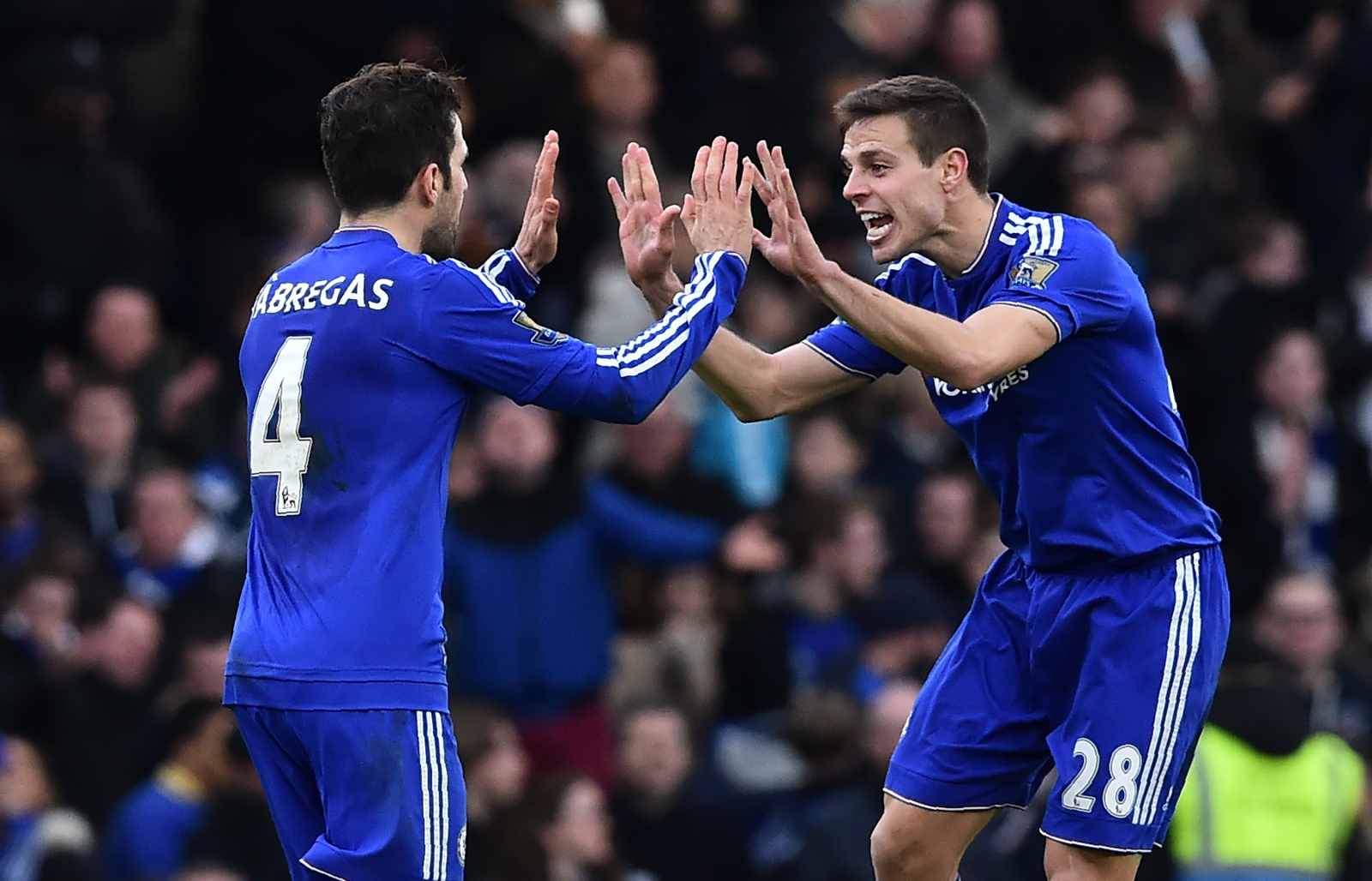 Cesar Azpilicueta expects Chelsea game changer Cesc Fabregas to