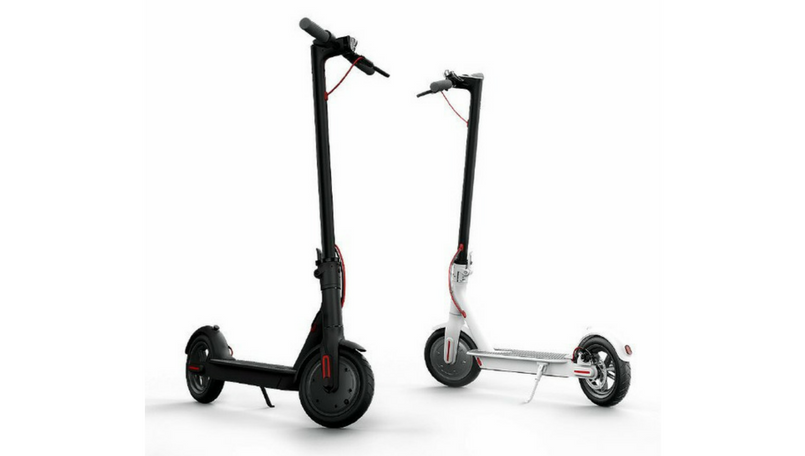 xiaomi mi electric scooter foldable smart two wheeler. Black Bedroom Furniture Sets. Home Design Ideas