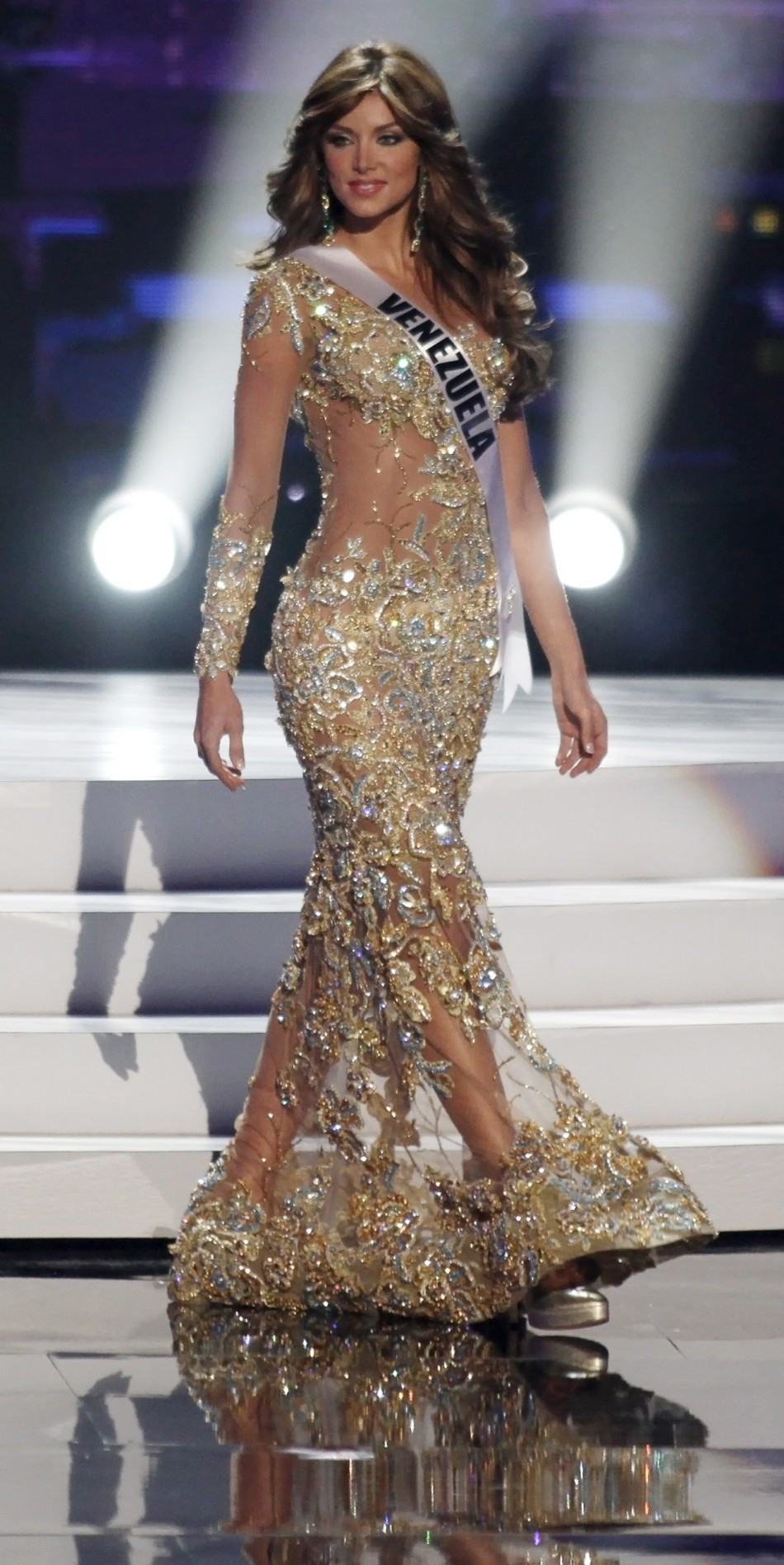 miss sri lanka 2014 evening gown
