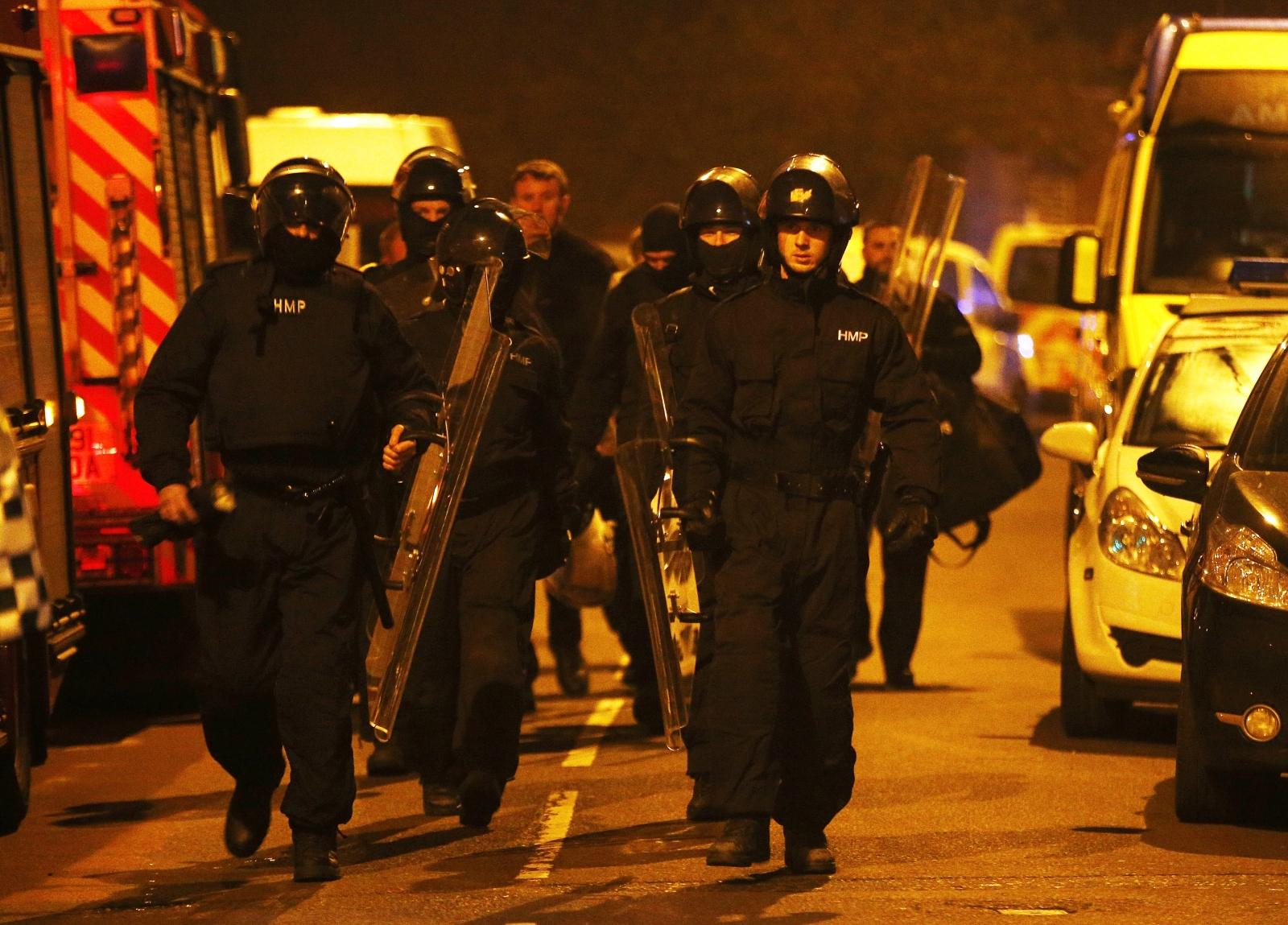 HMP Birmingham riots t...
