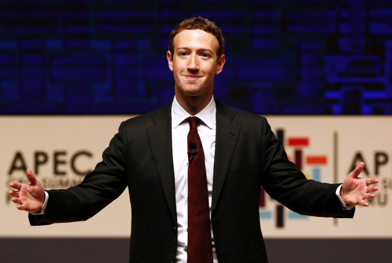 Mark Zuckerberg's mani...