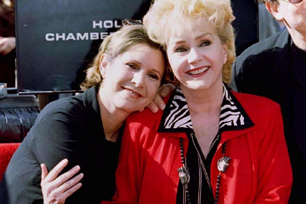 Debbie Reynolds and Carrie Fisher public memorial details confirmed