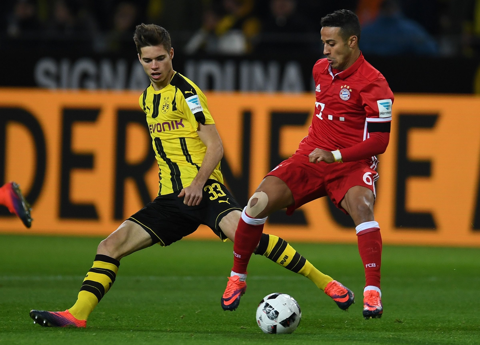Julian Weigl to Real Madrid Manchester City and Barcelona tar