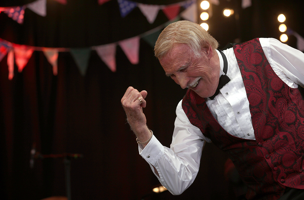 Sir Bruce Forsyth has died at the age of 89: His life and career in pictures