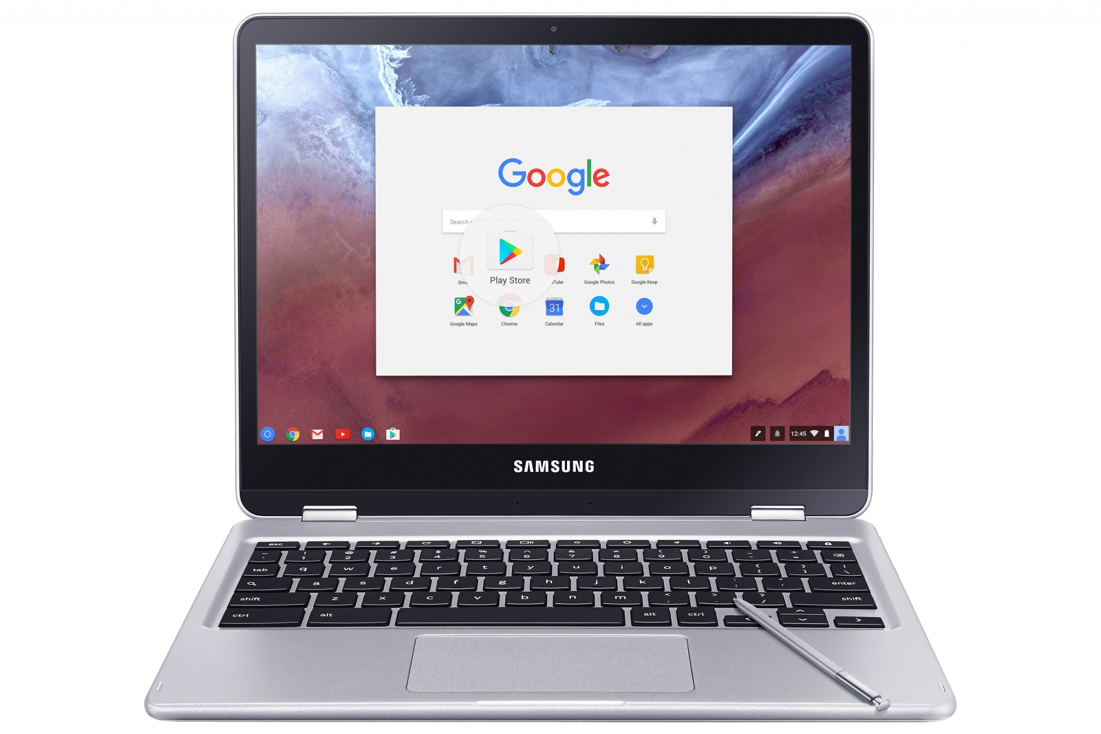 Samsung launches Chromebook Plus and Pro designed for Google Play