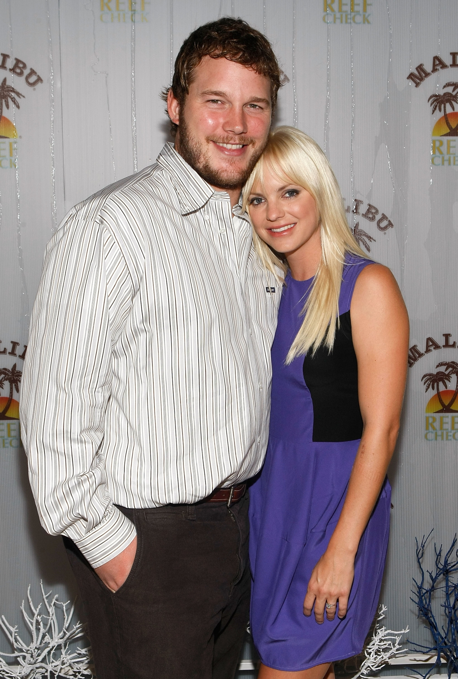 Anna Faris Has A New Man In Her Life Following Split From
