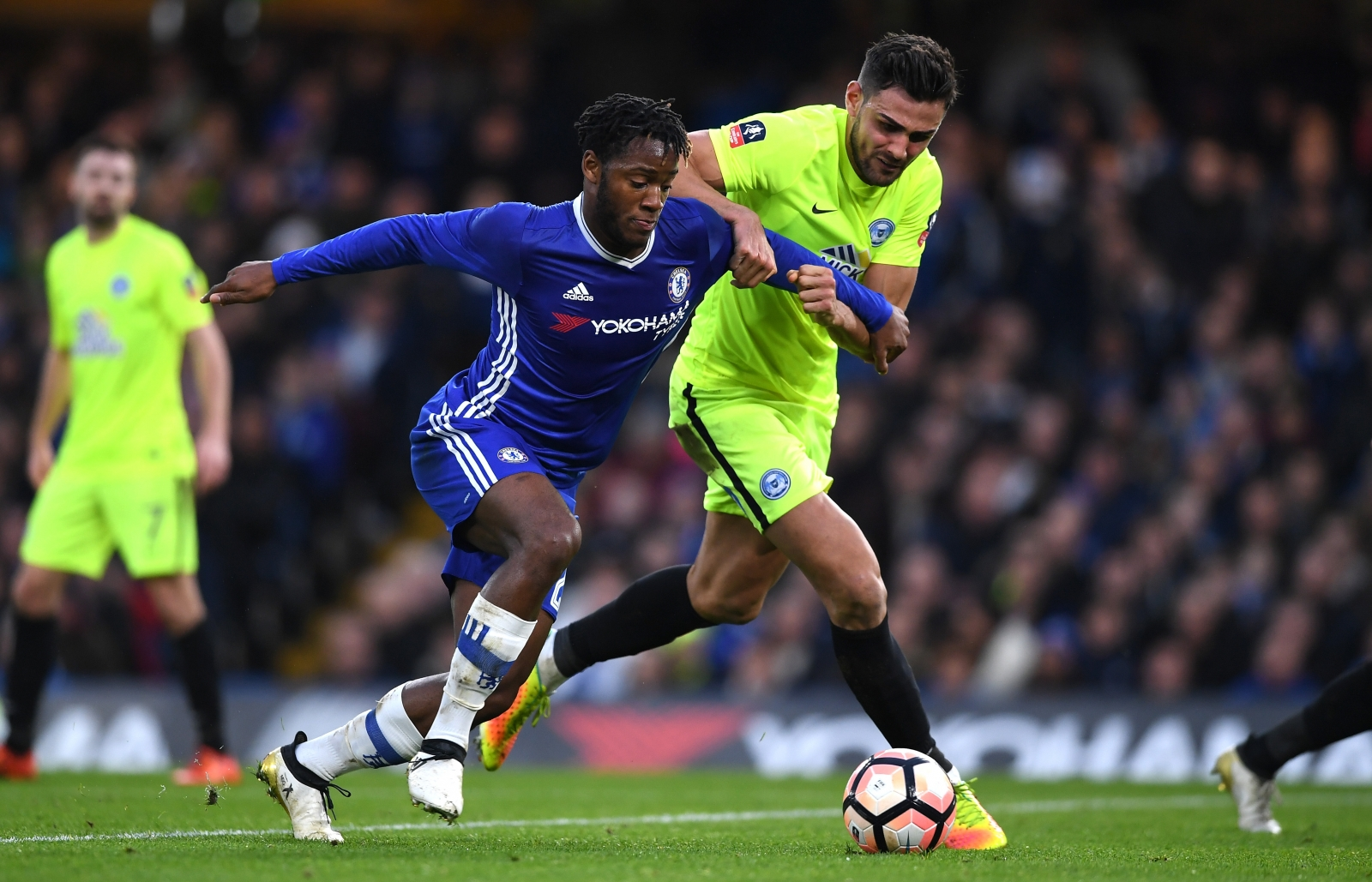Chelsea and West Ham transfer news Michy Batshuayi urged to join