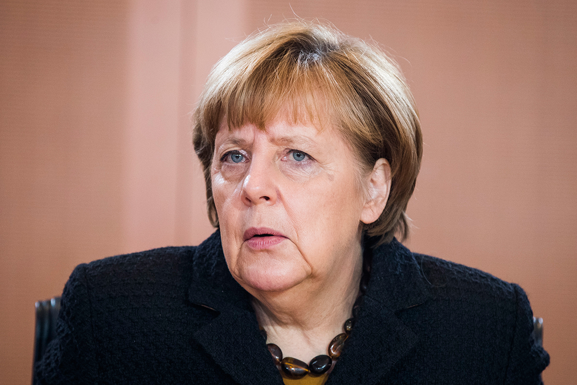 Germany Angela Merkel Says Security Will Play A Key Role