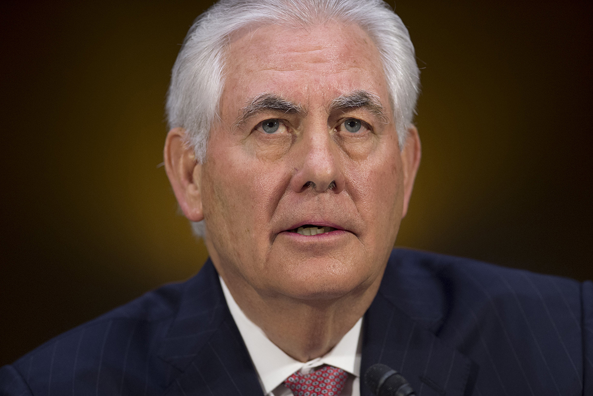 Rex Tillerson Backed By Senate Foreign Relations Committee