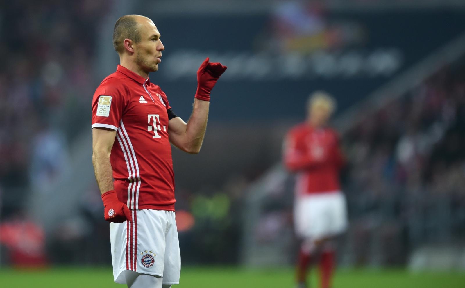 Where will Arjen Robben play next season