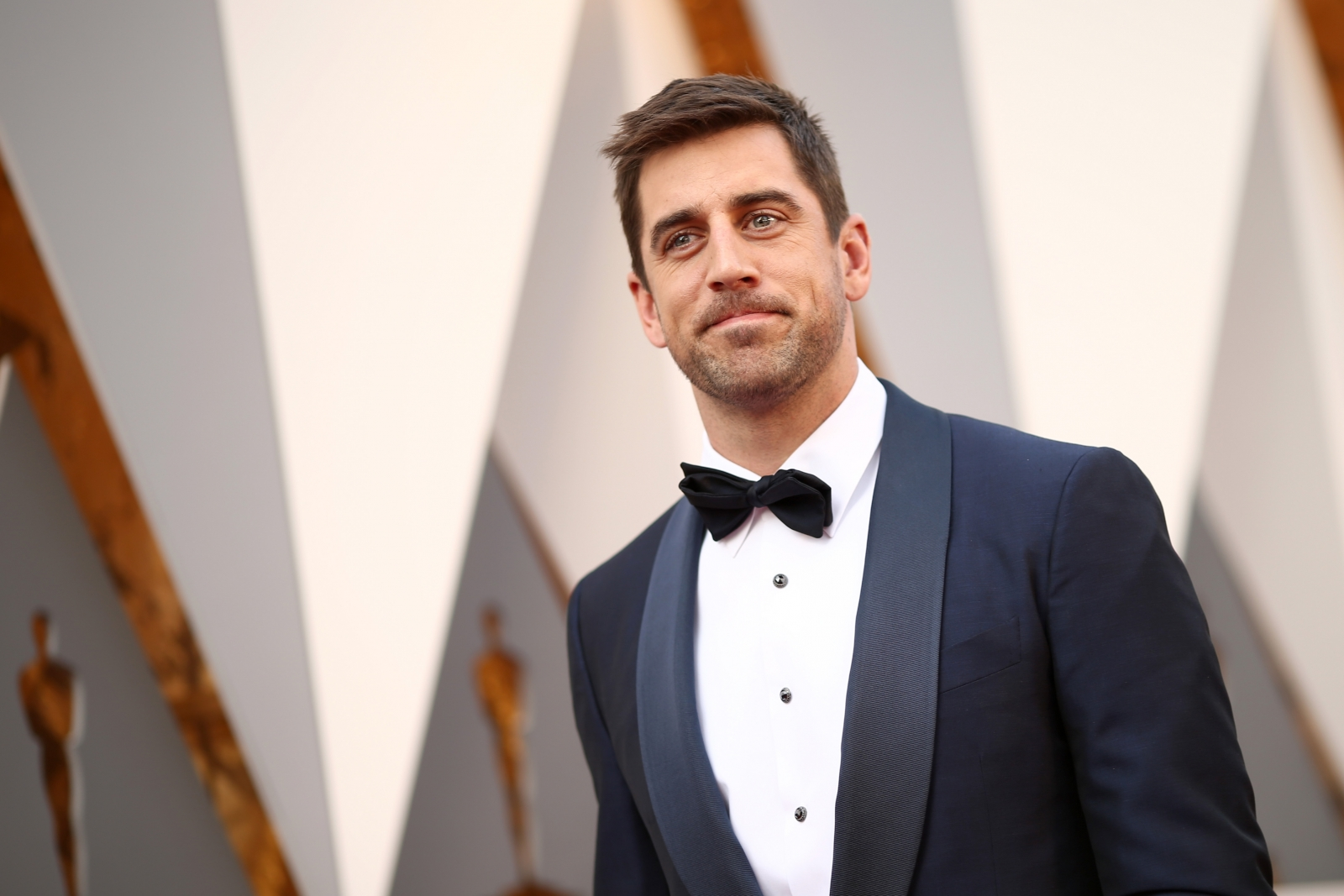 aaron rodgers Packers quarterback aaron rodgers thinks he has many good years left in him, but he's not sure if all those years will be in green bay rodgers told the.