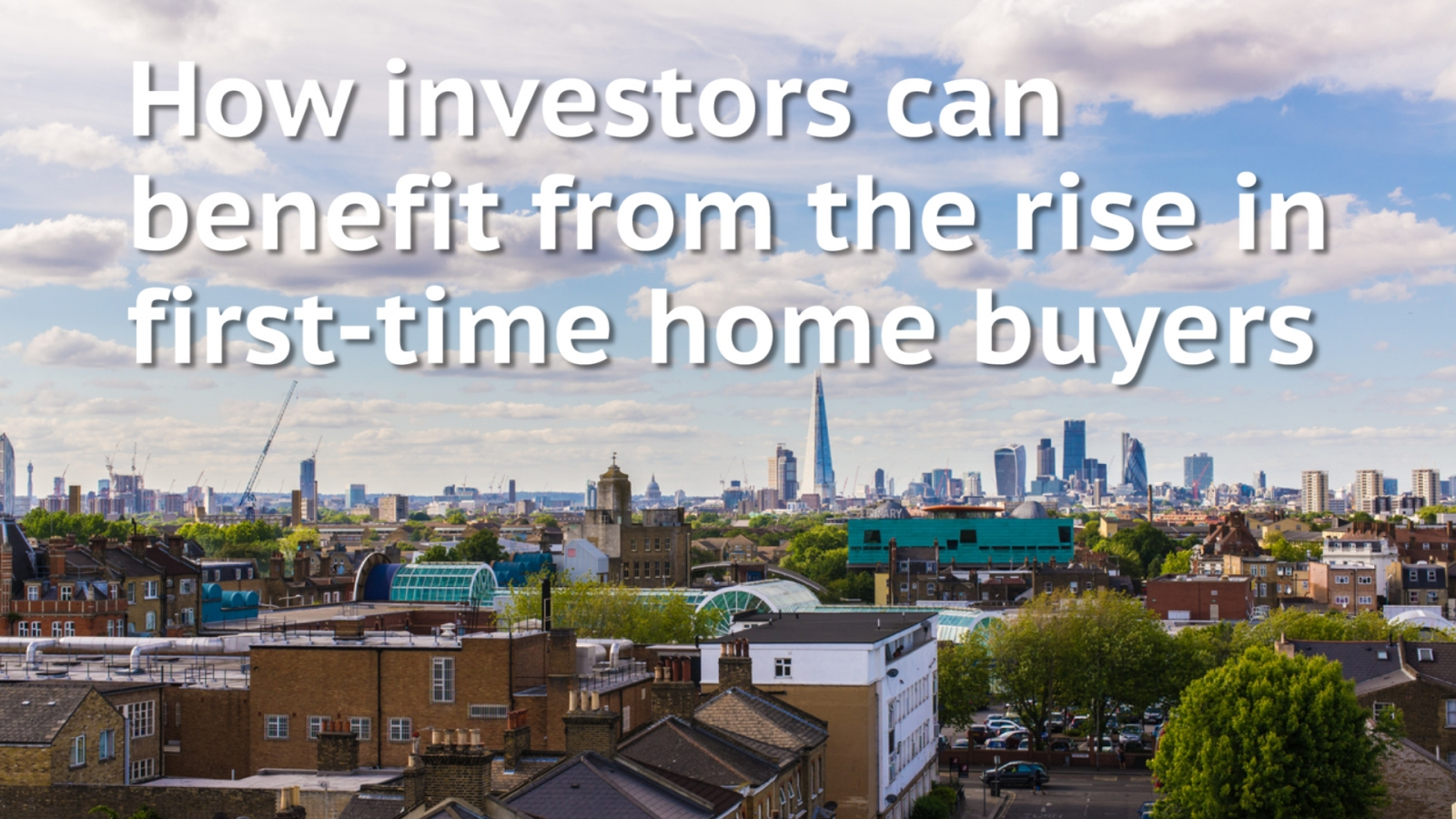 Why Uk House Builder Shares Are An Attractive Investment