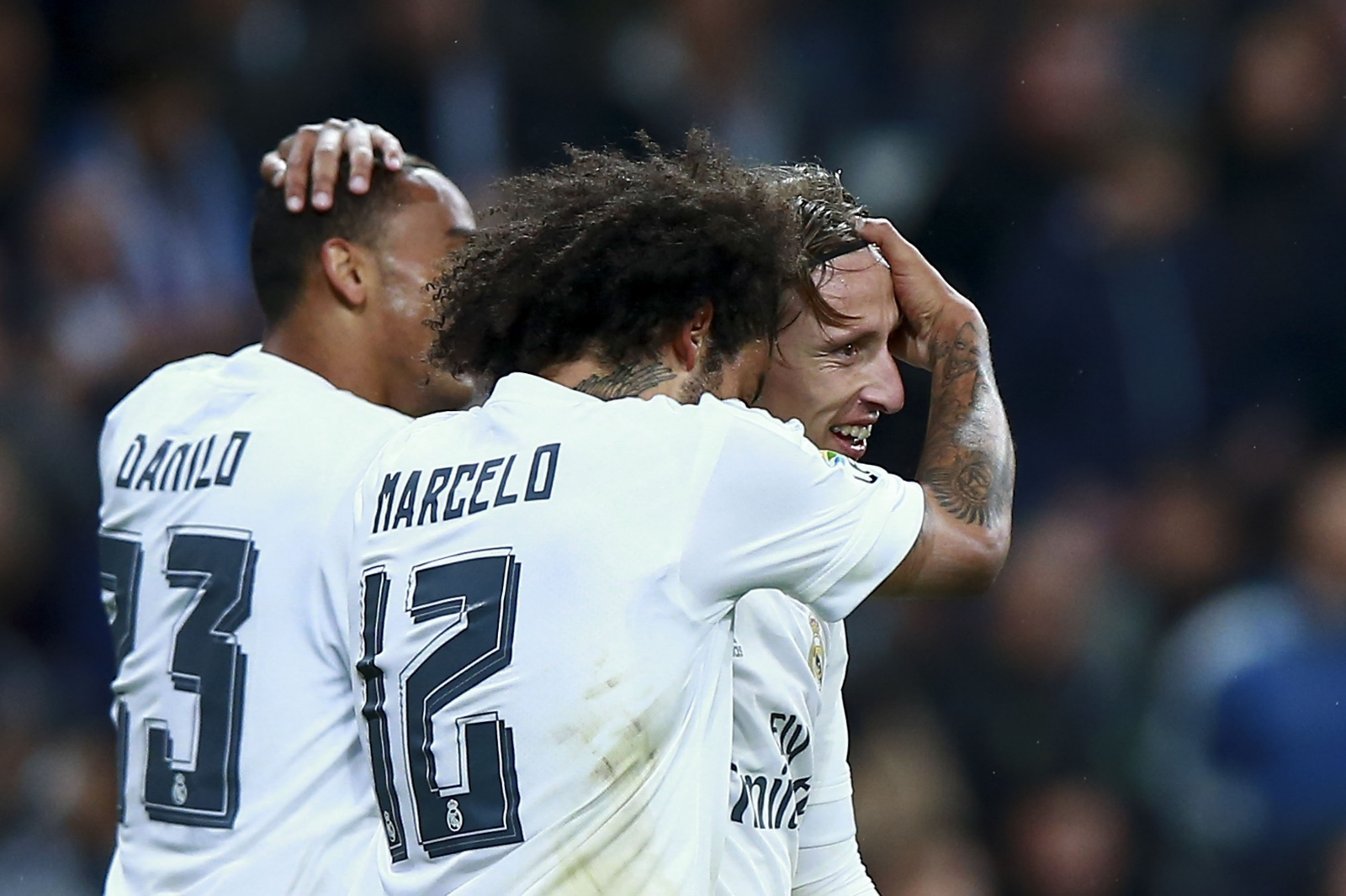 Real Madrid injury news Luka Modric and Marcelo out for Copa del