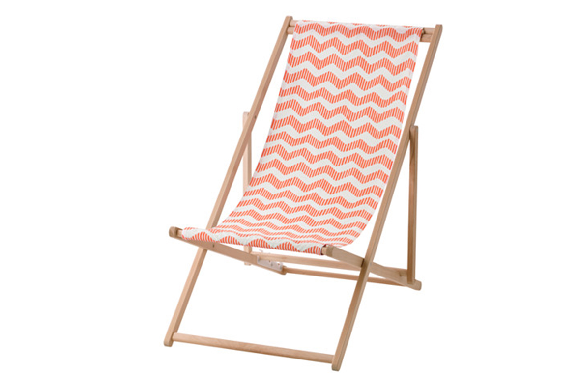 ikea mysings chair is deckchair too dangerous to recline in. Black Bedroom Furniture Sets. Home Design Ideas