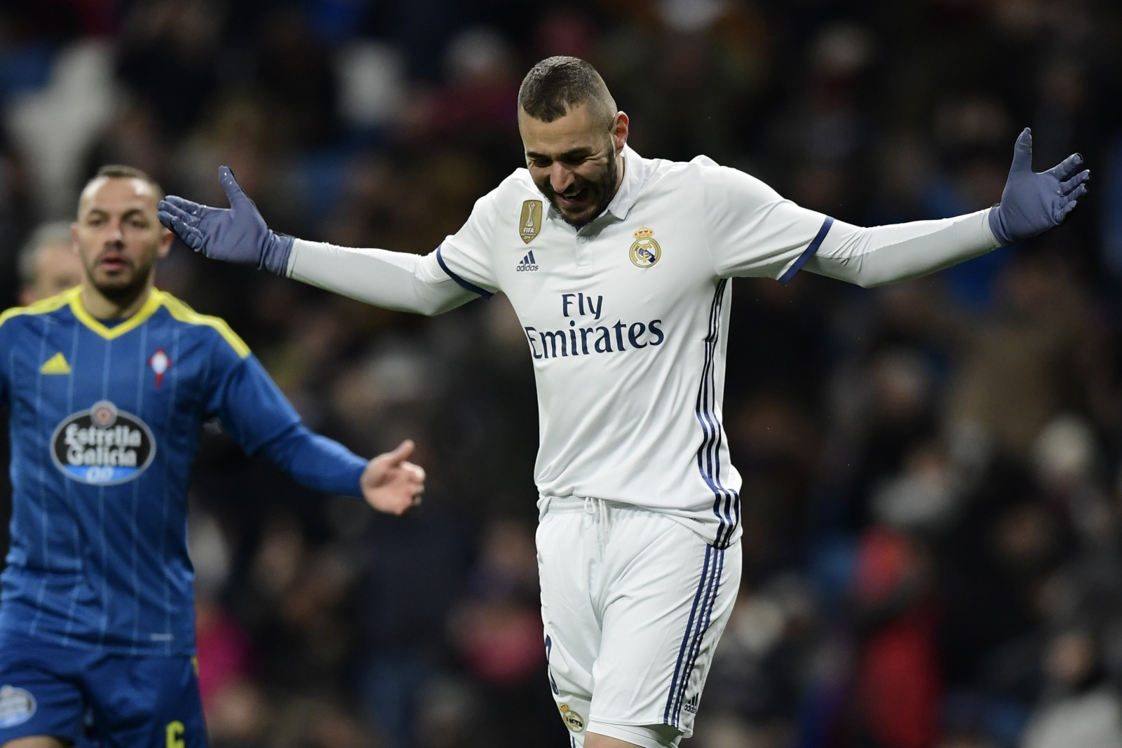 Isco Karim Benzema and three more Real Madrid players to be