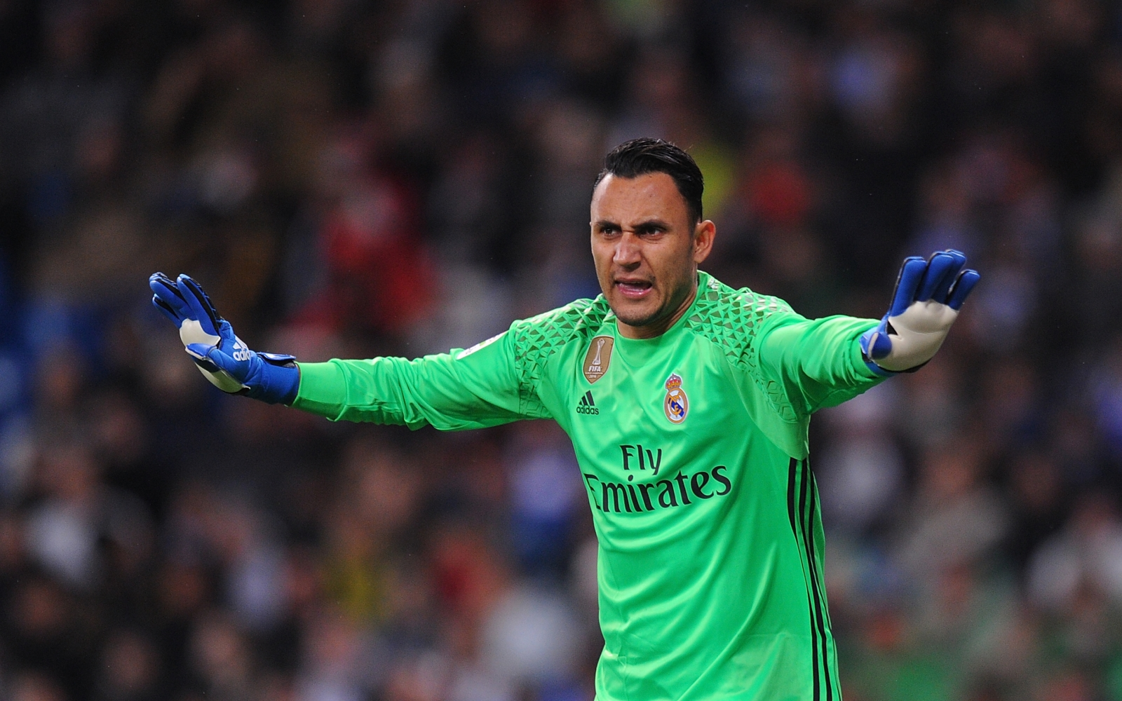 Real Madrid transfer news Keylor Navas responds to links with