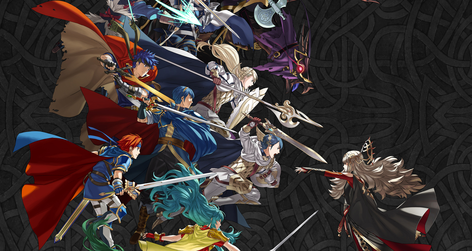 fire emblem heroes character guide