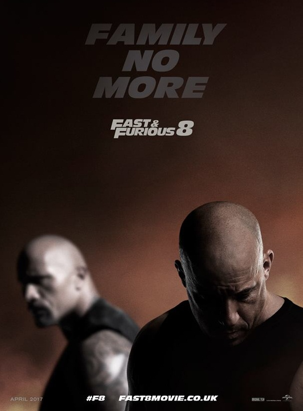 Dwayne Johnson teases a furious Agent Hobbs as new Fast 8 trailer set to release at Super Bowl 2017