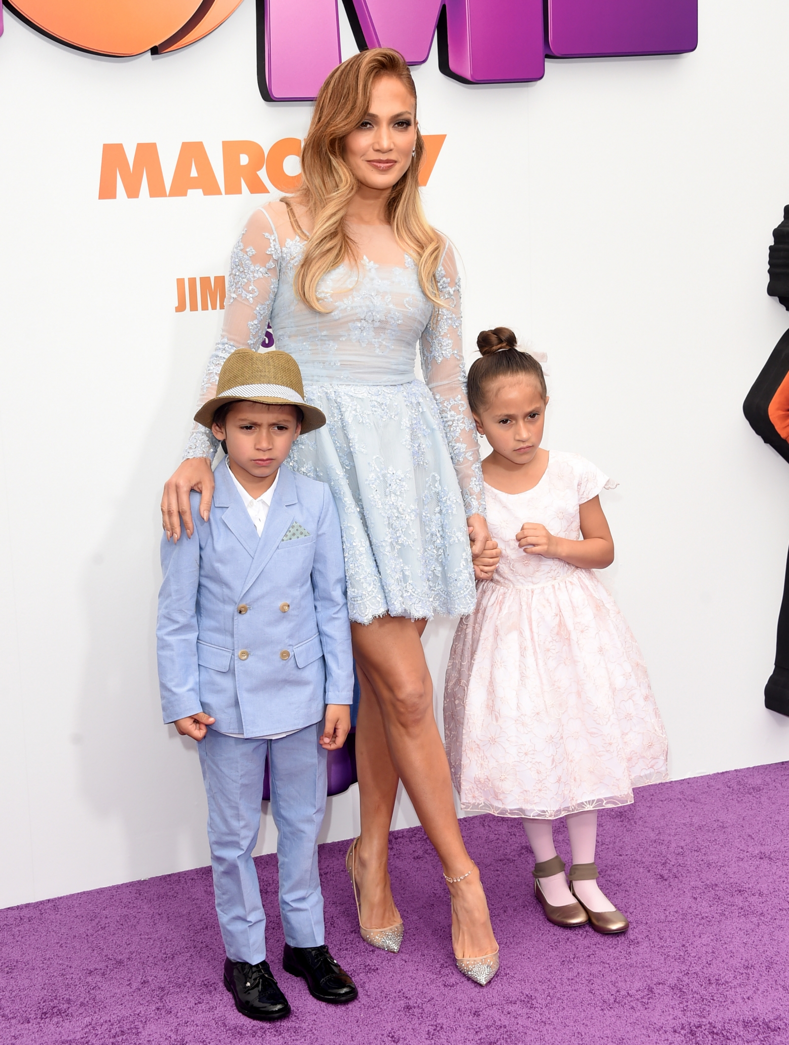 'Super diva mommy': Jennifer Lopez posts sweet throwback pic of her twins and fans are in 'tears'