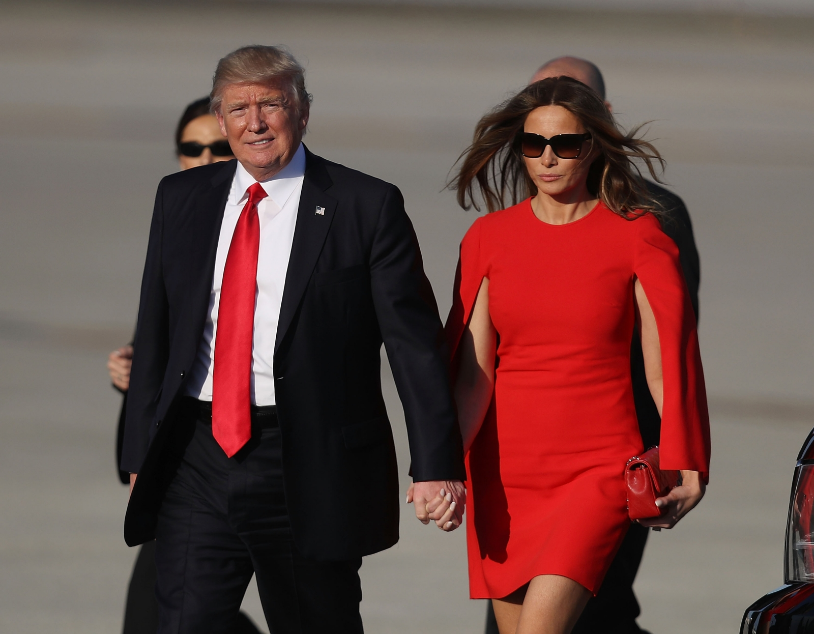 first lady melania trump settles libel lawsuit against maryland