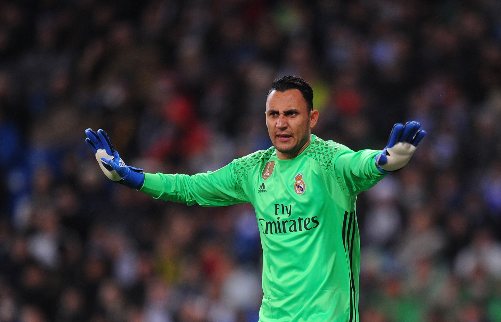 zidane discusses david de gea rumours and impact on keylor