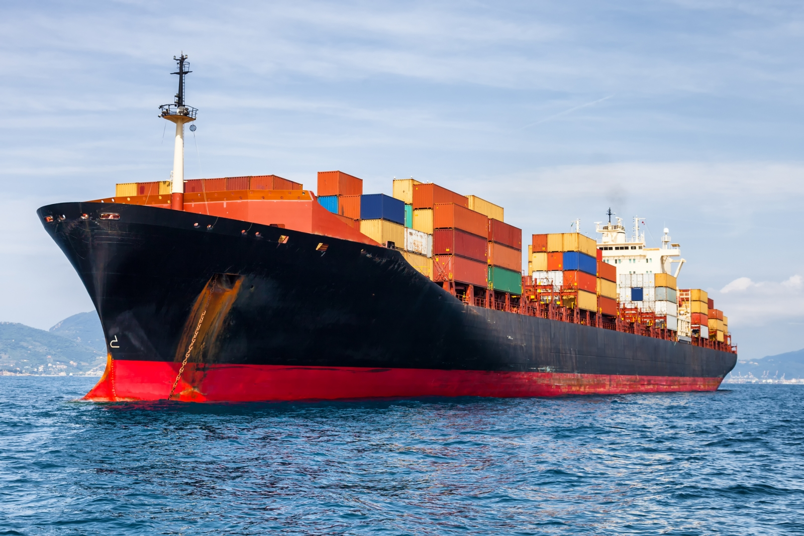 Improve its shipping industry