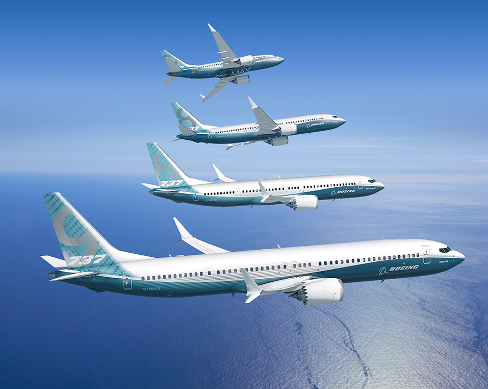 Boeing 737 Max  Everything You Need To Know About The