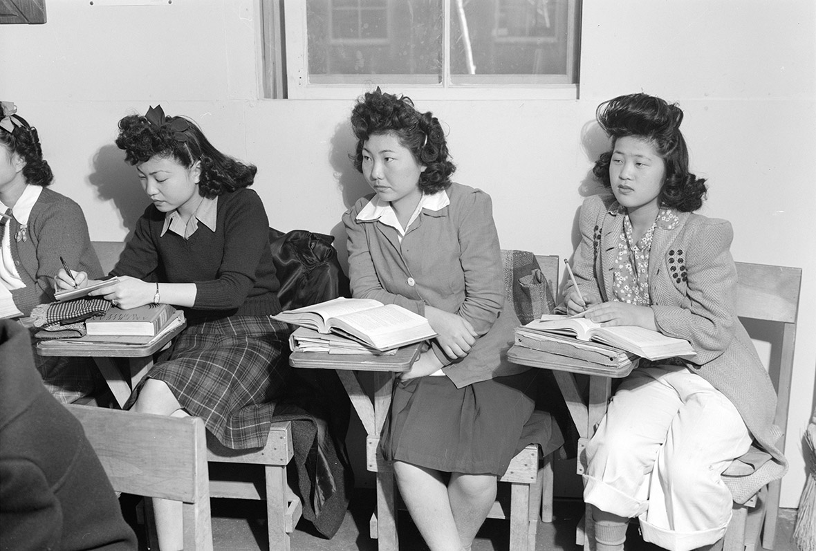 comparison concentration camps japanese internment Reggie lynch's lawyer compares '#metoo' movement to japanese internment camps comparison lynch has faced movement to concentration camps for japanese.