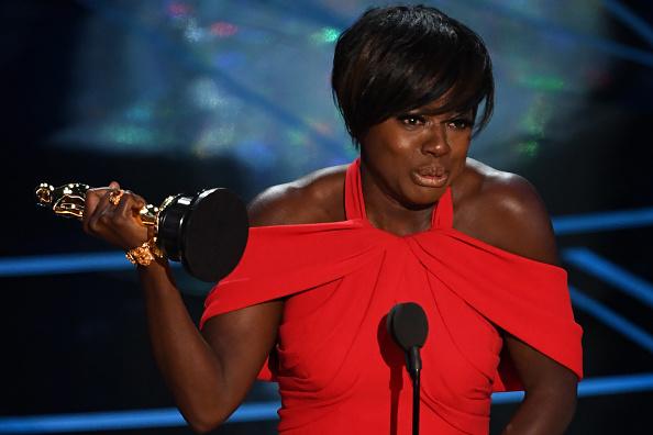Oscars 2017: Twitterverse rejoices as black actors triumph at historic Oscars