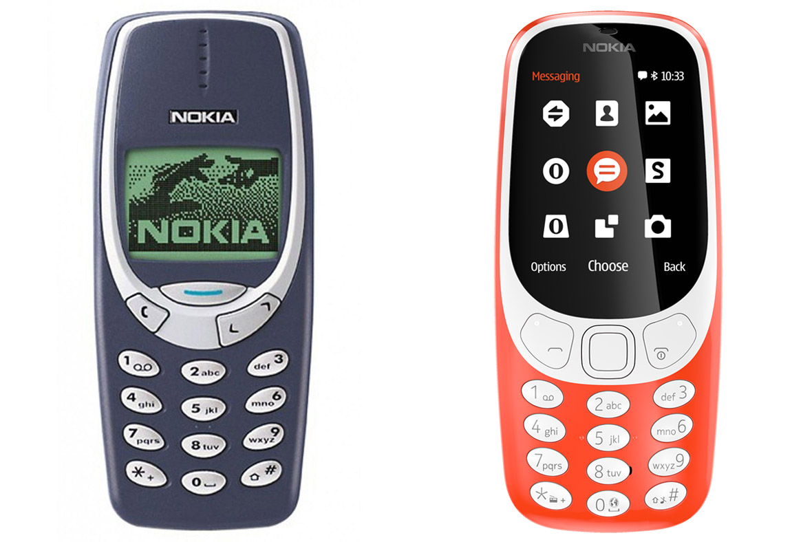 Nokia 3310 (2017) vs Nokia 3310 (2000): What has changed ...