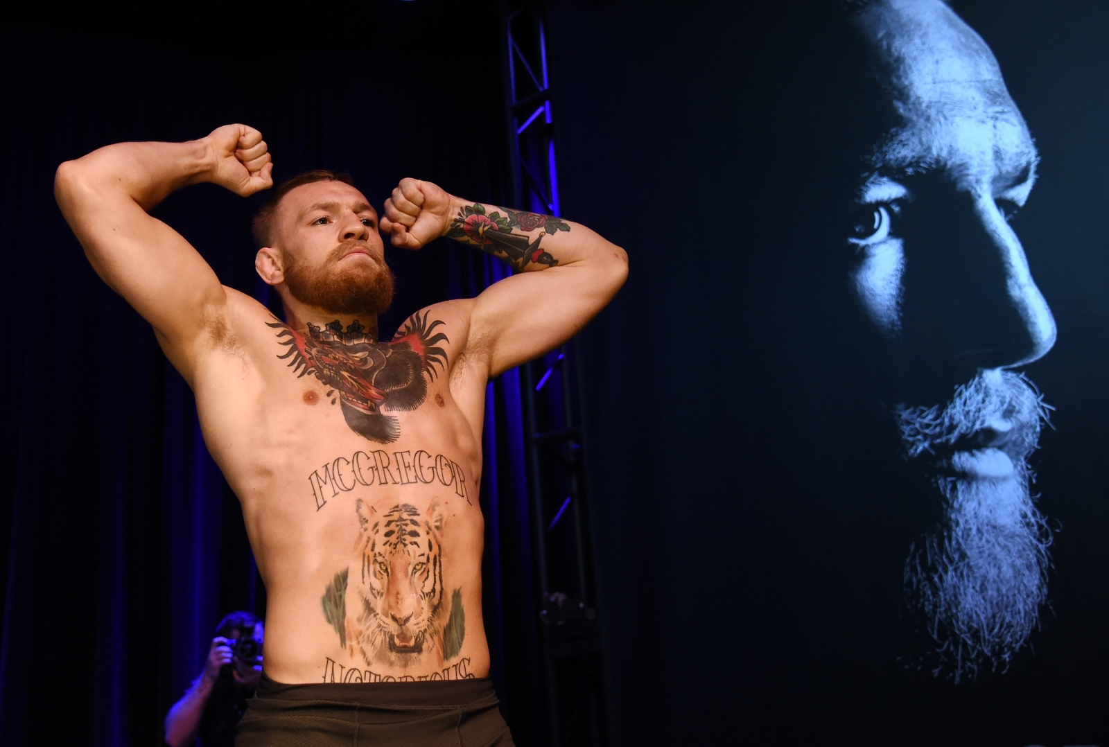 Ufc Ultimate Fighter Championship >> Joe Cummins: Conor McGregor's UFC success is down to his 'mouth'