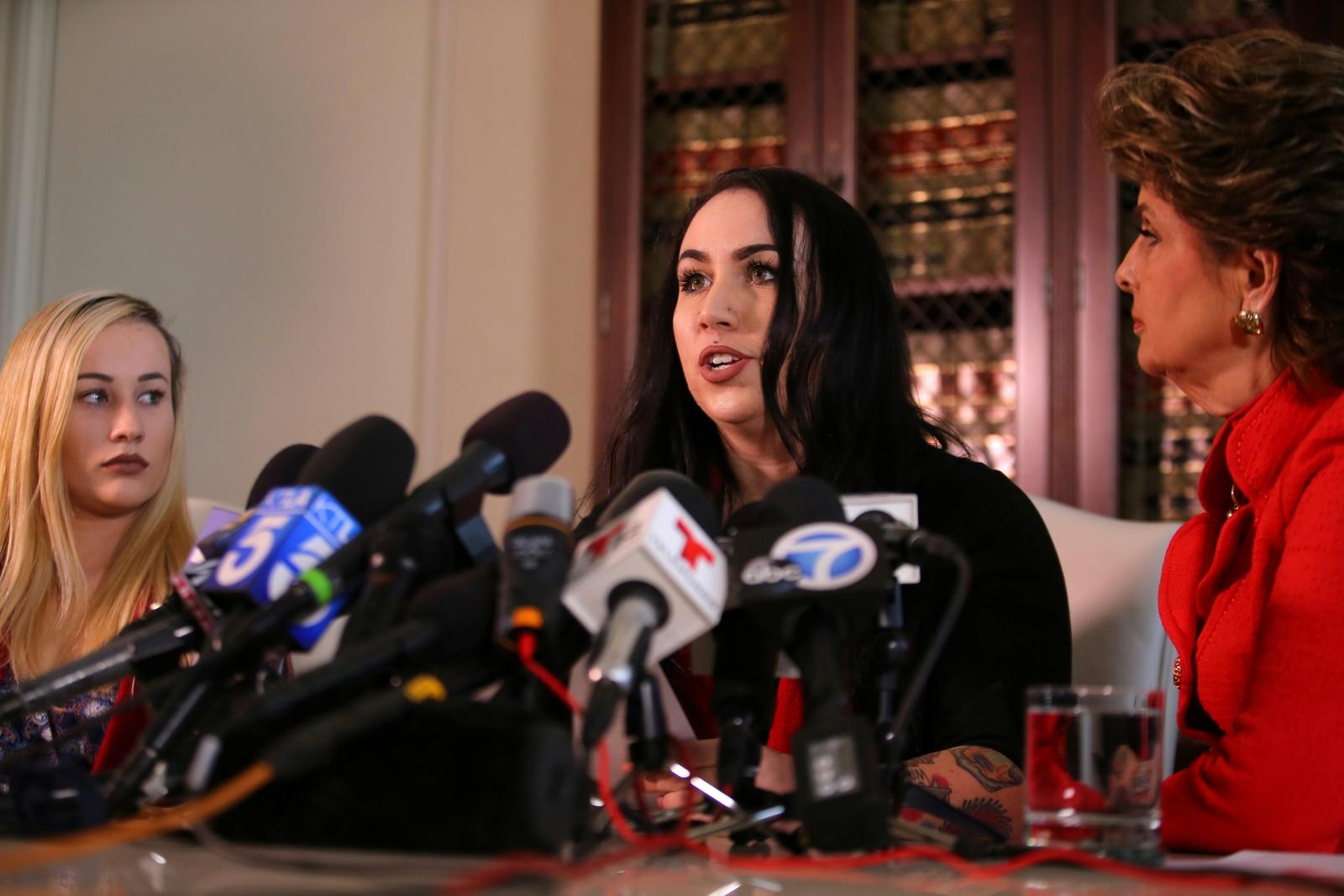 Female Senators Fiercely Question Marine Chief Over Nude