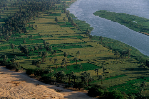 Nile River Egypts Delta Threatened Looming Crisis Water