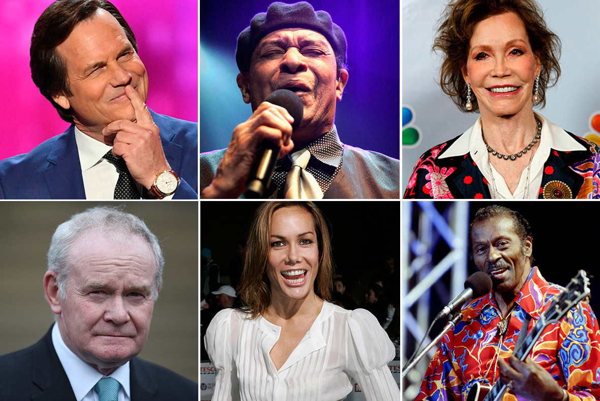 Notable deaths of 2018 - BBC News