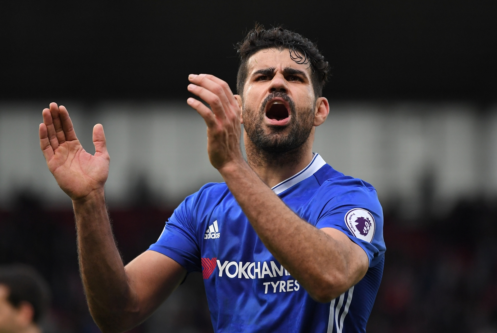 Chelsea star Diego Costa open to shock Marseille move