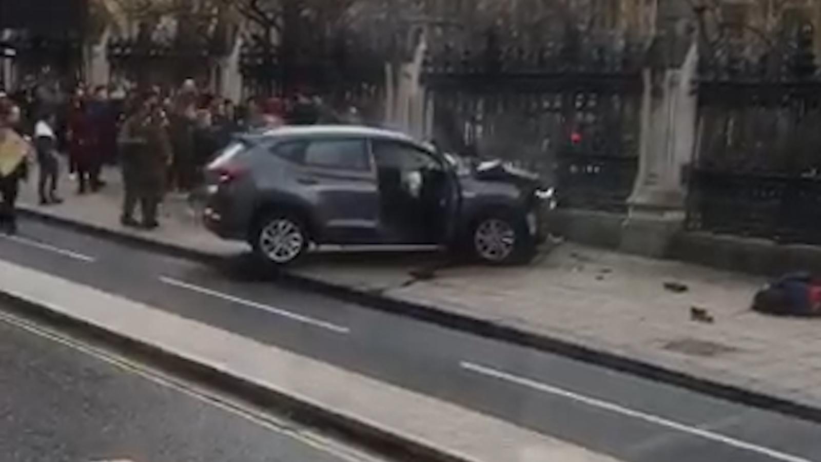 Most Recent Car Crash