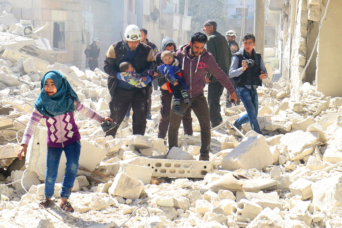 chemical attack An alleged chemical attack in syria's rebel-held douma has sparked  international outrage, with washington warning sunday of possible.