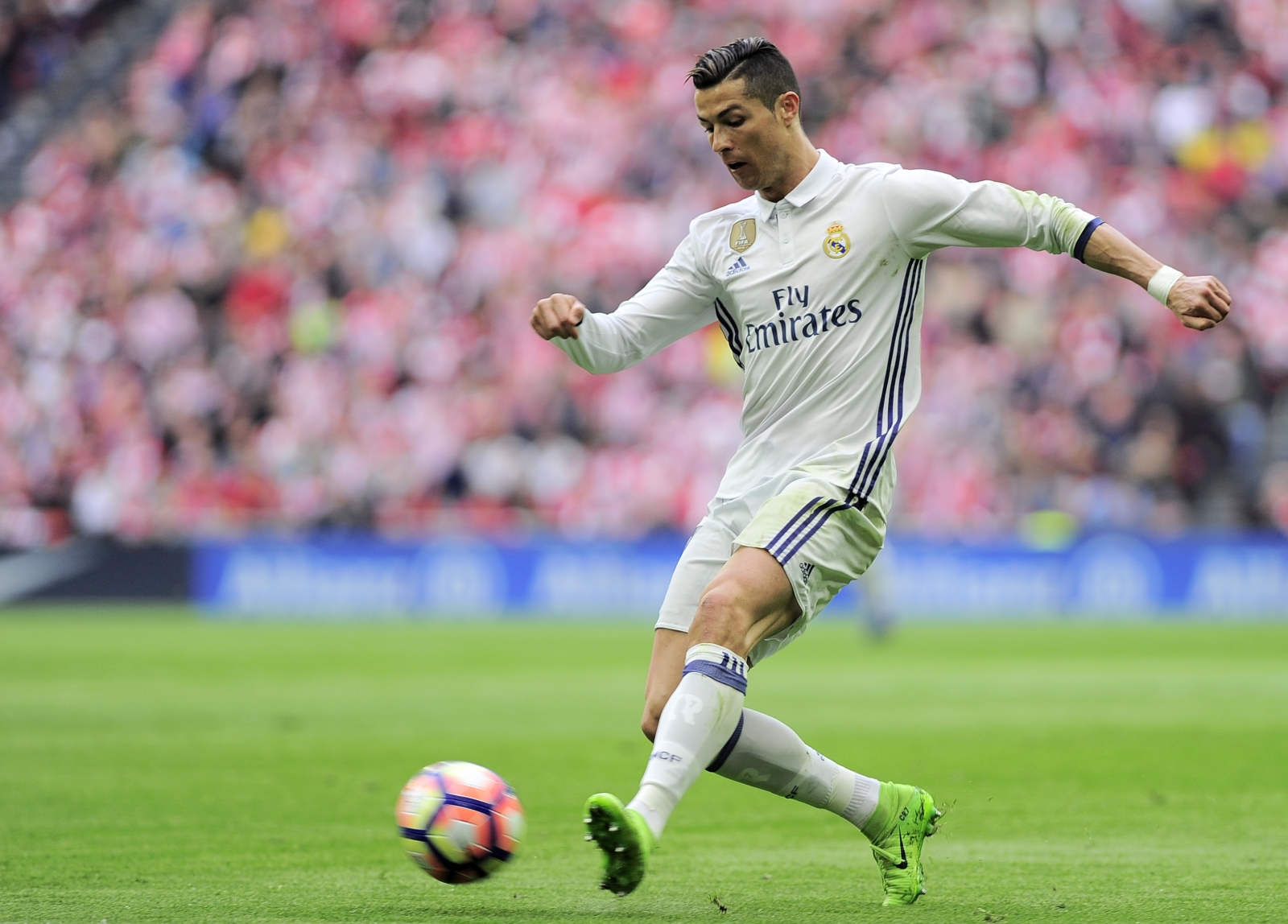 Real Madrid vs Barcelona: Cristiano Ronaldo and Spanish ...