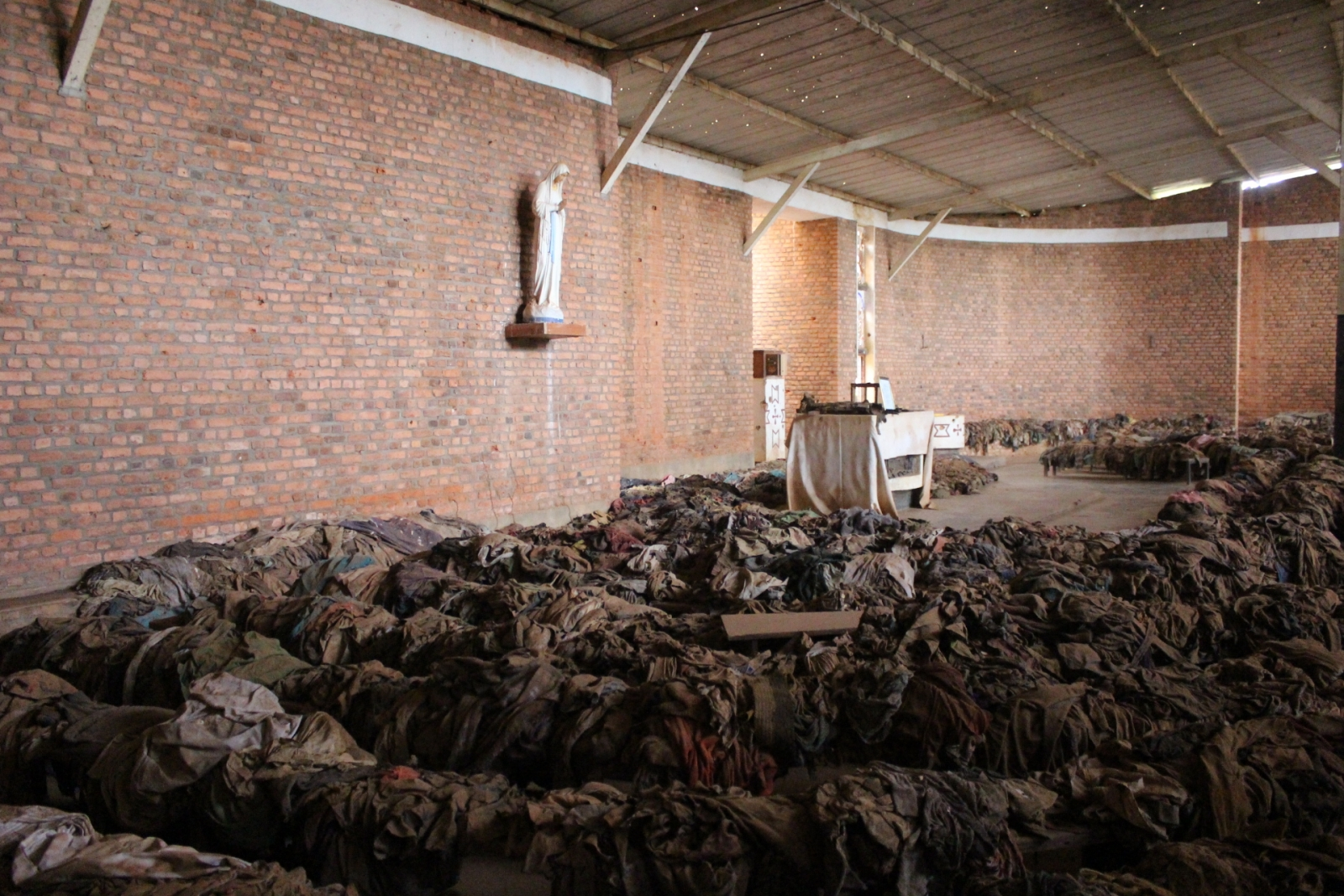 Fastest Plane In The World >> Rwanda genocide anniversary: Harrowing pictures of Nyamata ...