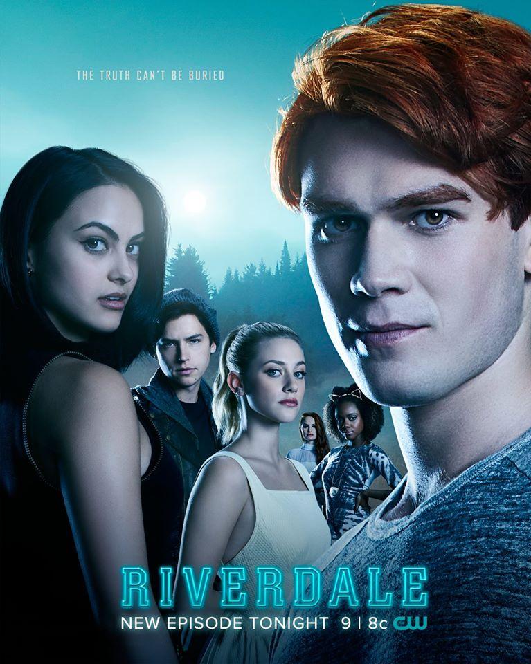 Riverdale Season Dua Major Character  Recast Creator Searches Funny Andy Actor