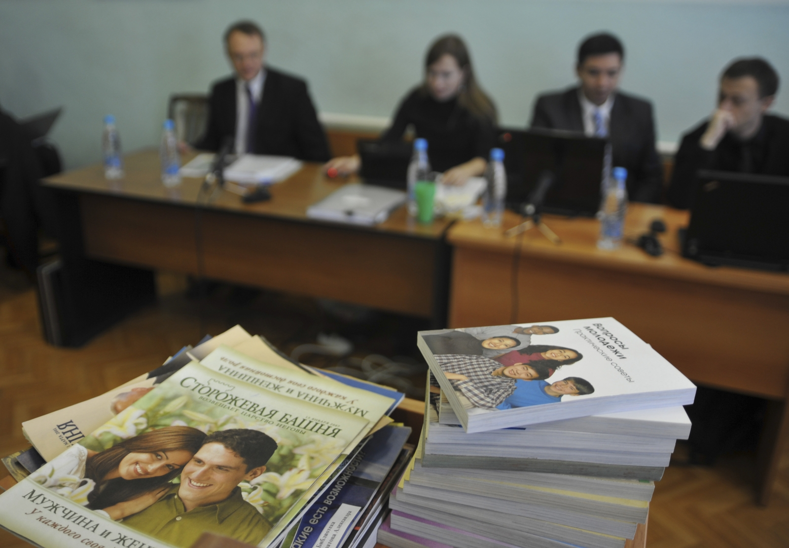 Jehovah S Witness Toy : Russia bans jehovah s witnesses as extremist organisation