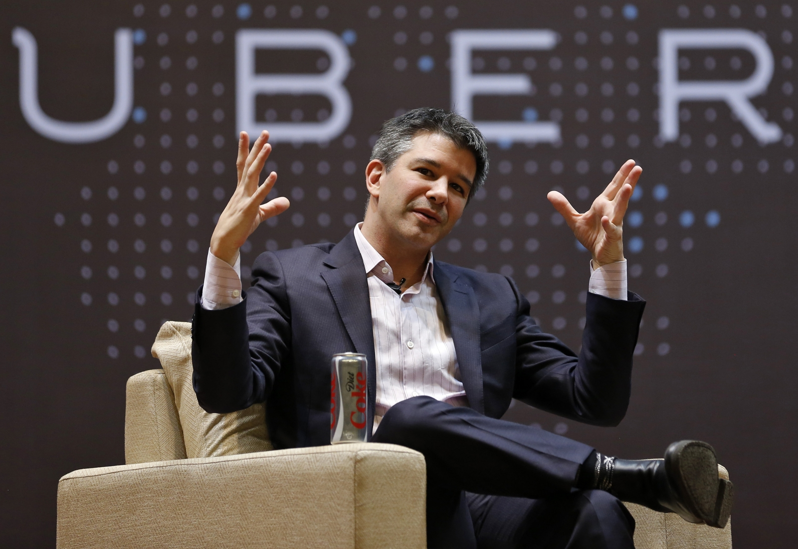 As Travis Kalanick takes Uber for a ride, is rival Lyft ...