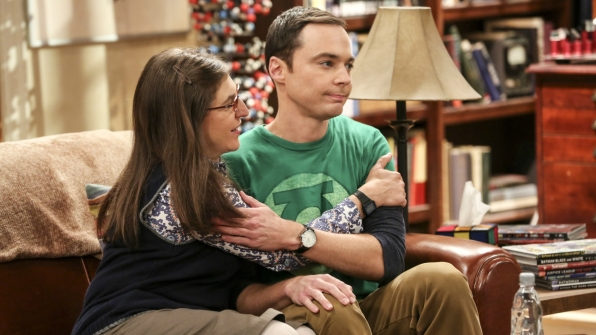 Mayim Bialik reveals Big Bang Theory season 11 opening scene: 'You definitely get answers' in episode 1
