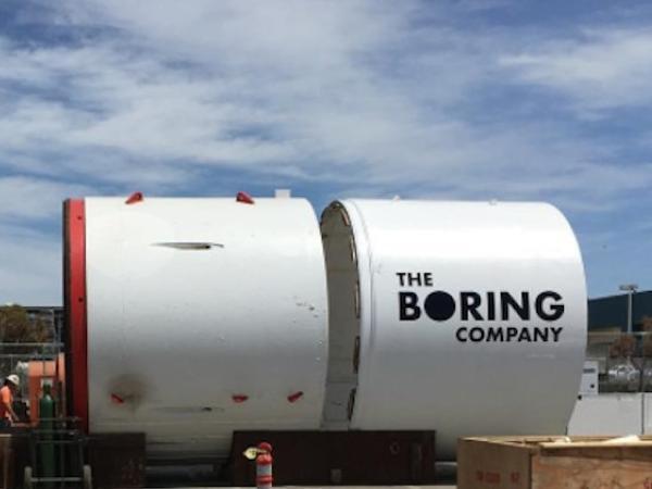 First Look At Elon Musk S Futuristic Underground Tunnels